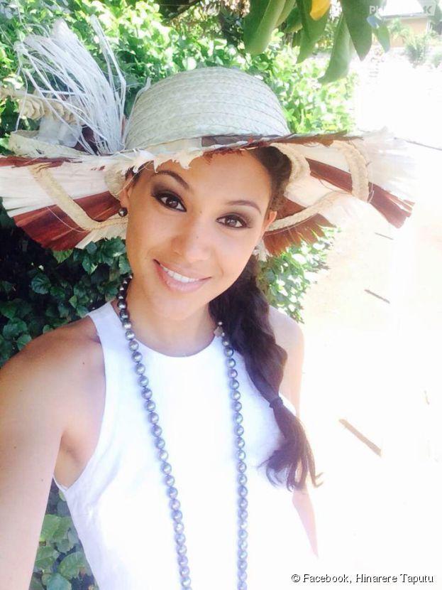 Hinarere Taputu (Miss Tahiti) va-t-elle remplacer Camille Cerf ?