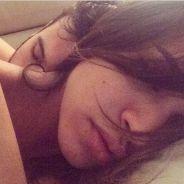 Aymeric Bonnery et Leila Ben Khalifa : selfie au lit et nouvelle déclaration d'amour