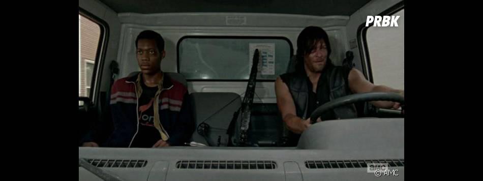 The Walking Dead saison 5 :Tyler James Williams va-t-il quitter le show ?