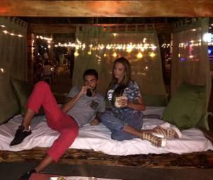 Vanessa Lawrens et Julien Guirado : vacances en amoureux à Punta Cana