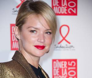 Virginie Efira au gala du Sidaction, le 29 janvier 2015 à Paris
