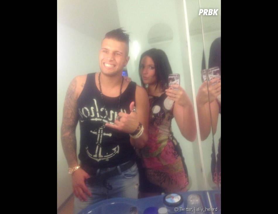 Kelly Helard (Les Anges 6) et Neymar toujours amoureux