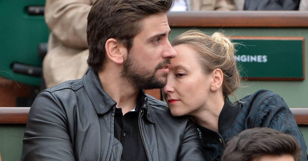 Audrey lamy en couple voici thomas son vrai poussin purebreak - Marion game et son mari ...