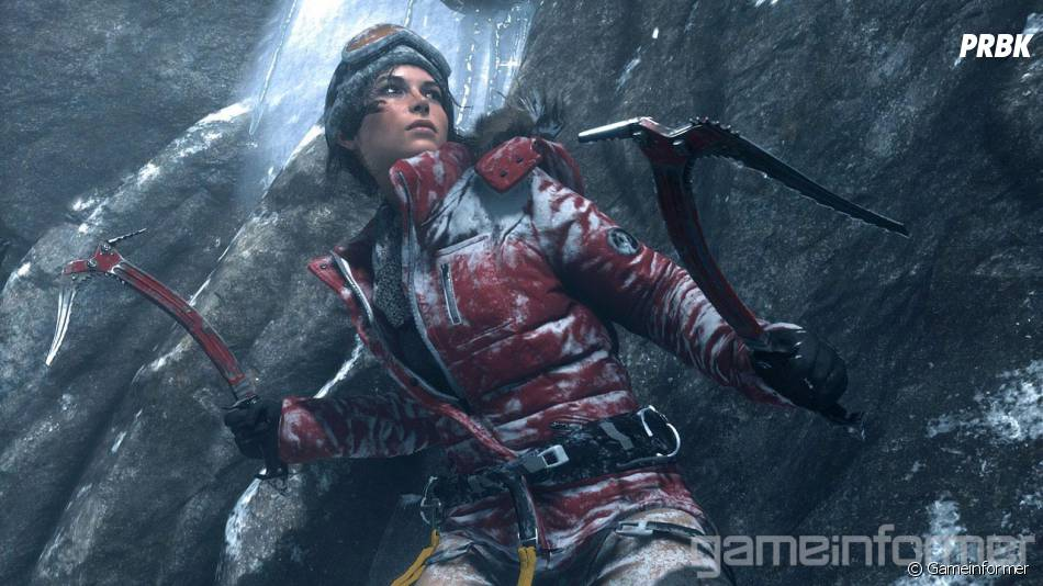 Rise of the Tomb Raider : Lara Croft ressort ses piolets