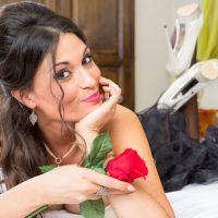 Livia (Le Bachelor) : retour ultra sexy pour un shooting spécial Saint-Valentin