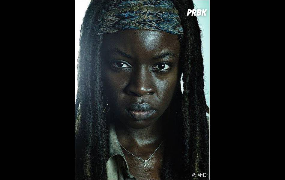 The Walking Dead saison 5 : Michonne en image