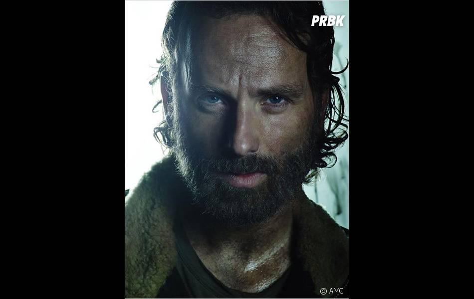 The Walking Dead saison 5 : Rick toujours plus barbu