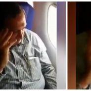 Une femme victime de harcèlement sexuel dans un avion humilie son agresseur