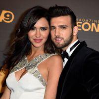 Leila Ben Khalifa et Aymeric Bonnery : leurs plus beaux souvenirs de couple