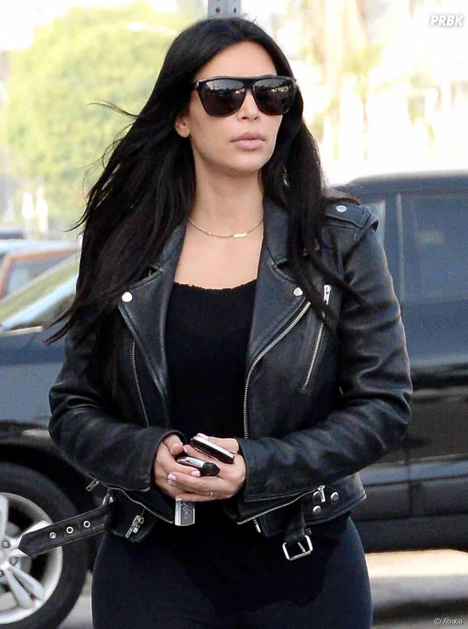 Kim Kardashian : fini les cheveux longs pour la bombe