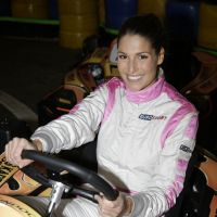 """Laury Thilleman, Jean-Michel Maire et sa fille... tous en karting pour """"Une Course pour la Vie"""""""