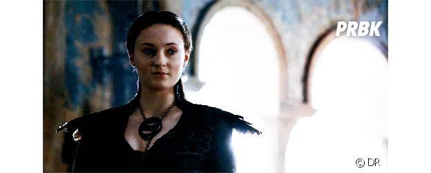 Game of Thrones : Sansa plus sombre