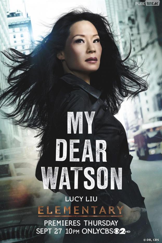 Elementary saison 3 : l'incroyable secret de tournage révélé par Lucy Liu