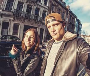 Gaëlle Garcia Diaz (Hollywood Girls 4) en couple avec un jeune homme prénommé Andrea ?