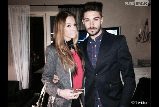 Vanessa Lawrens pas vraiment enceinte de Julien Guirado ?