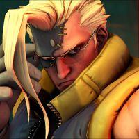 Street Fighter 5 sur PS4 et PC : Charlie Nash casse des bouches dans du gameplay