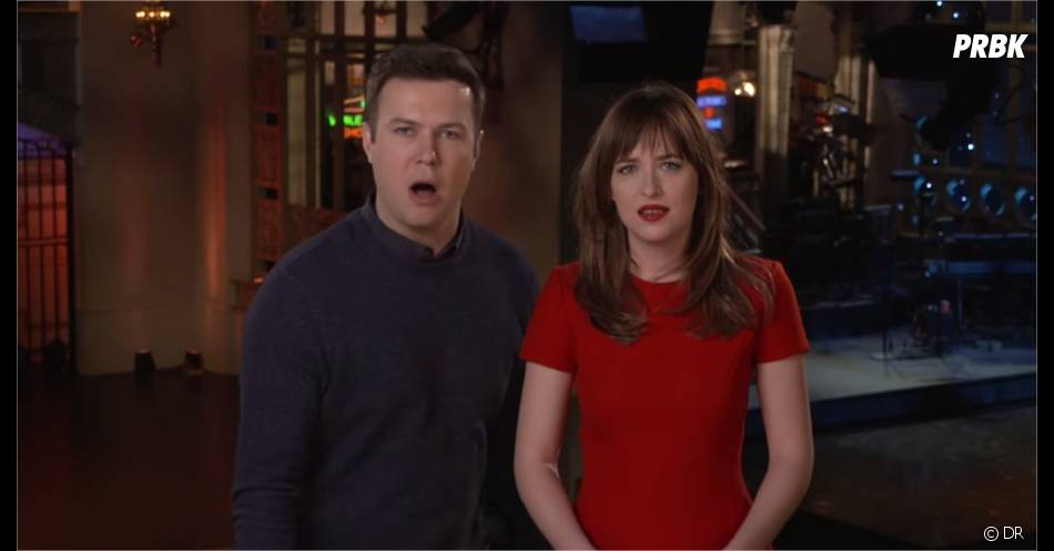 Dakota Johnson tacle sa mère pour son passage dans SNL