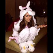 Nina Dobrev en licorne : soirée pyjama déjantée chez Jessica Szohr