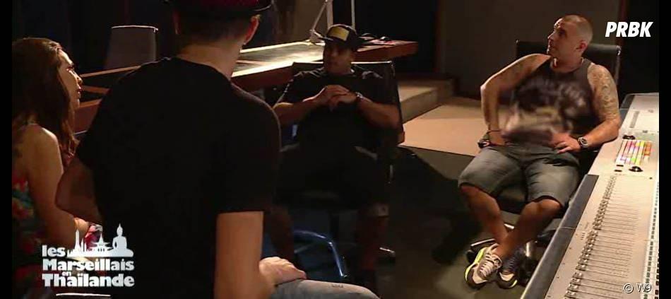 Les Marseillais en Thaïlande : Kim rencontre le producteur de Rohff dans l'épisode 2 diffusé le 2 mars, sur W9