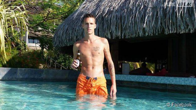 Alexandre, candidat de l'émission Adam recherche Eve sur D8 et ancien Mister National 2012
