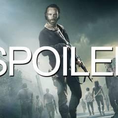 The Walking Dead saison 5 : un peu d'amour pour Rick dans la suite ?