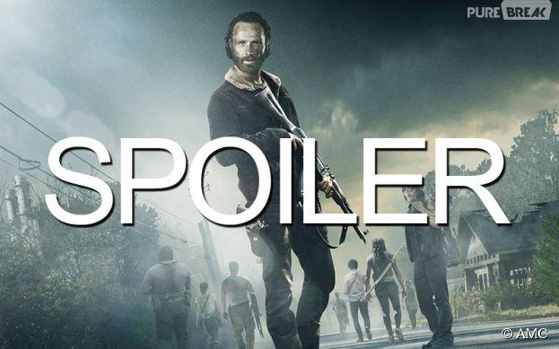 The Walking Dead saison 5 : une histoire d'amour à venir pour Rick ?