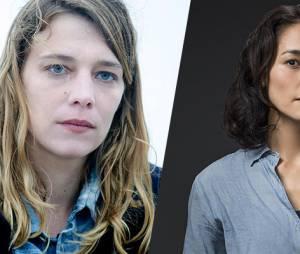 Les Revenentats VS The Returned : Julie (Céline Sallette) / Julie (Sandrine Holt)