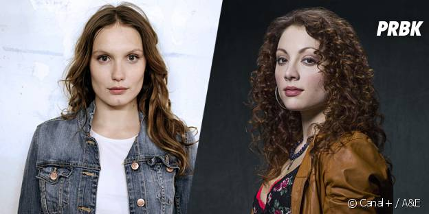 Les Revenentats VS The Returned : Lucy (Ana Girardot) / Lucy (Leah Gibson)