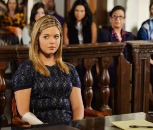 Pretty Little Liars saison 5, épisode 23 : photo de Sasha Pieterse (Alison)