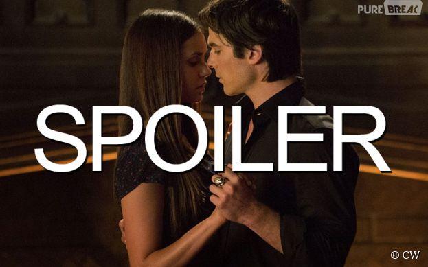 The Vampire Diaries saison 6 : bientôt le mariage pour Damon et Elena ?