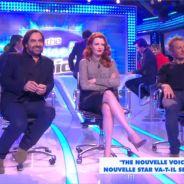 Nouvelle Star : Elodie Frégé, Sinclair et André Manoukian parodient The Voice dans TPMP