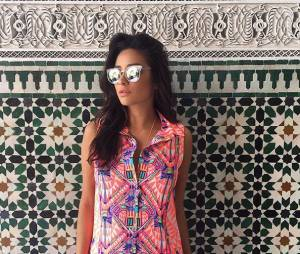 Shay Mitchell profite de ses vacances au Maroc