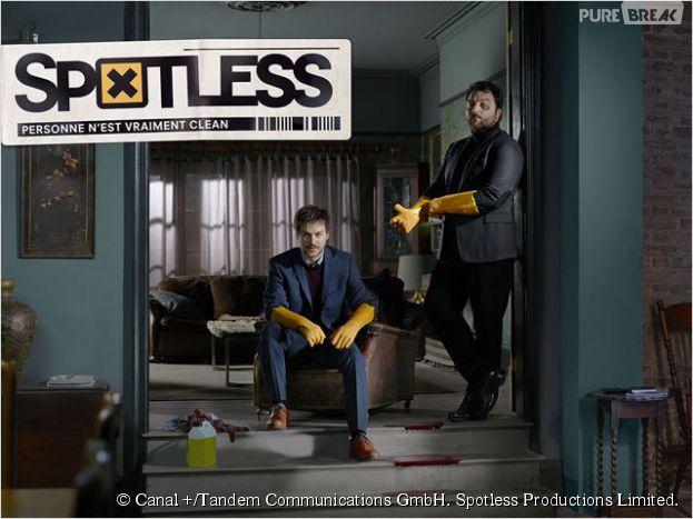 Spotless saison 1 : la nouvelle série sanglante de Canal+