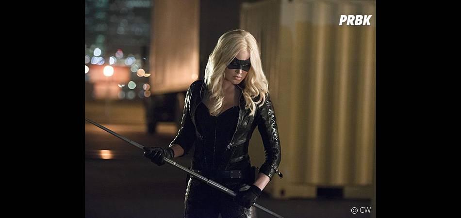 Caity Lotz dans Arrow
