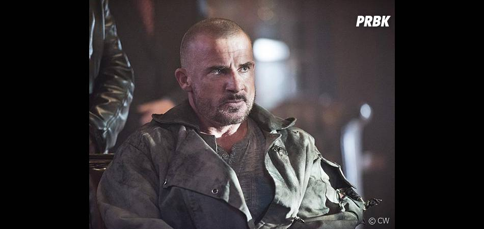 Dominic Purcell dans The Flash