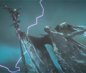 Final Fantasy 15 : la vidéo d'une invocation qui fait mal