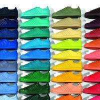 Adidas Superstar x Pharrell Williams : ils nous en font voir de toutes les couleurs !