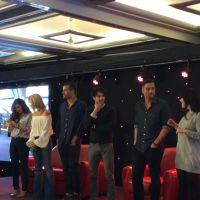 Glee saison 6 : Jenna Ushkowitz et Kevin McHale se confient sur la fin