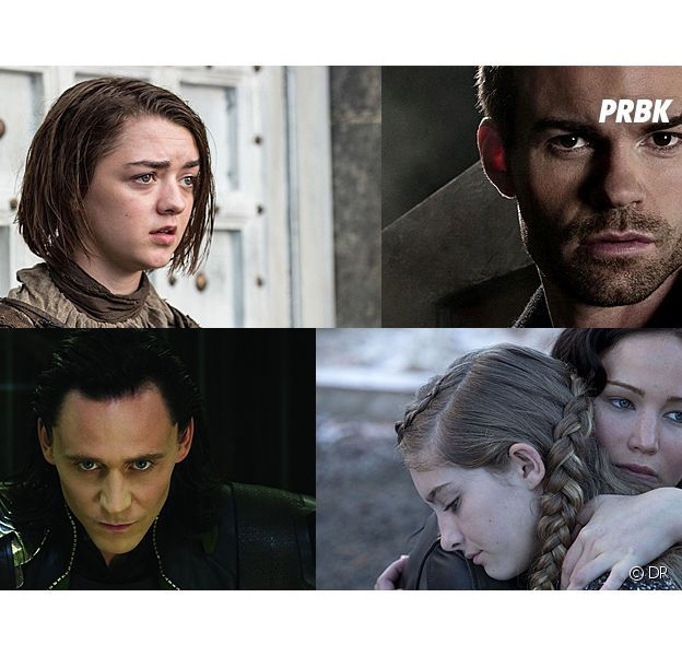 Hunger Games, The Vampire Diaries... les prénoms des personnages qui inspirent les parents
