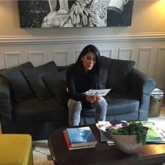 Ayem Nour de retour au travail pour L'oeil d'Ayem