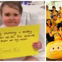 Émouvant : les internautes se mobilisent pour soutenir un enfant confiné à l'hôpital depuis 5 ans