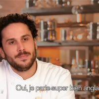 Top Chef 2015 : Florian Chatelard (et son anglais) éliminé, il tacle les chefs