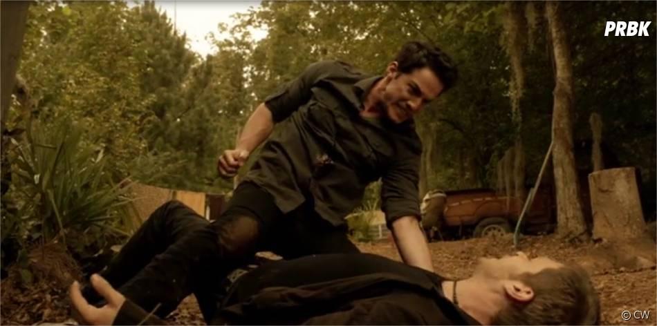 The Originals saison 1 : Tyler contre Klaus dans une scène coupée exclu