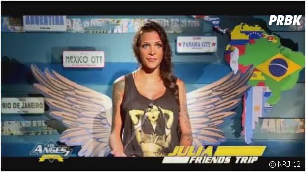 Les Anges 7 : Julia de Friends Trip débarque