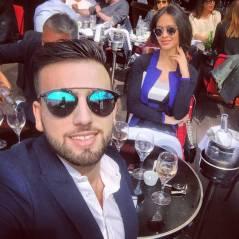 Leila Ben Khalifa : retour à Paris pour un déjeuner en amoureux avec Aymeric Bonnery