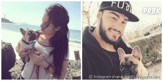 Shanna, Thibault et Guizmo
