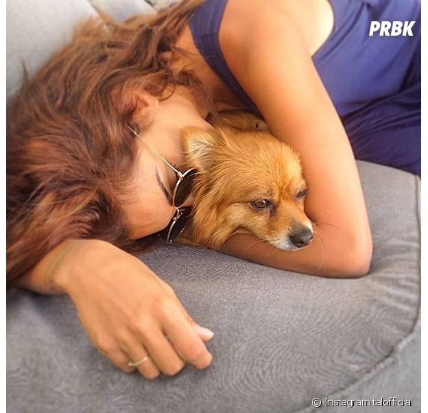Tal et son chien