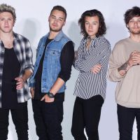 One Direction : première photo officielle sans Zayn Malik... en mode déprime