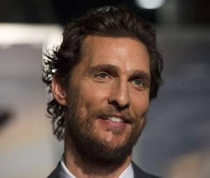 Matthew McConaughey en sélection pour le Festival de Cannes 2015
