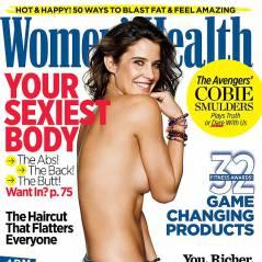 Cobie Smulders topless : la star de How I Met Your Mother sexy avant son retour dans Avengers 2